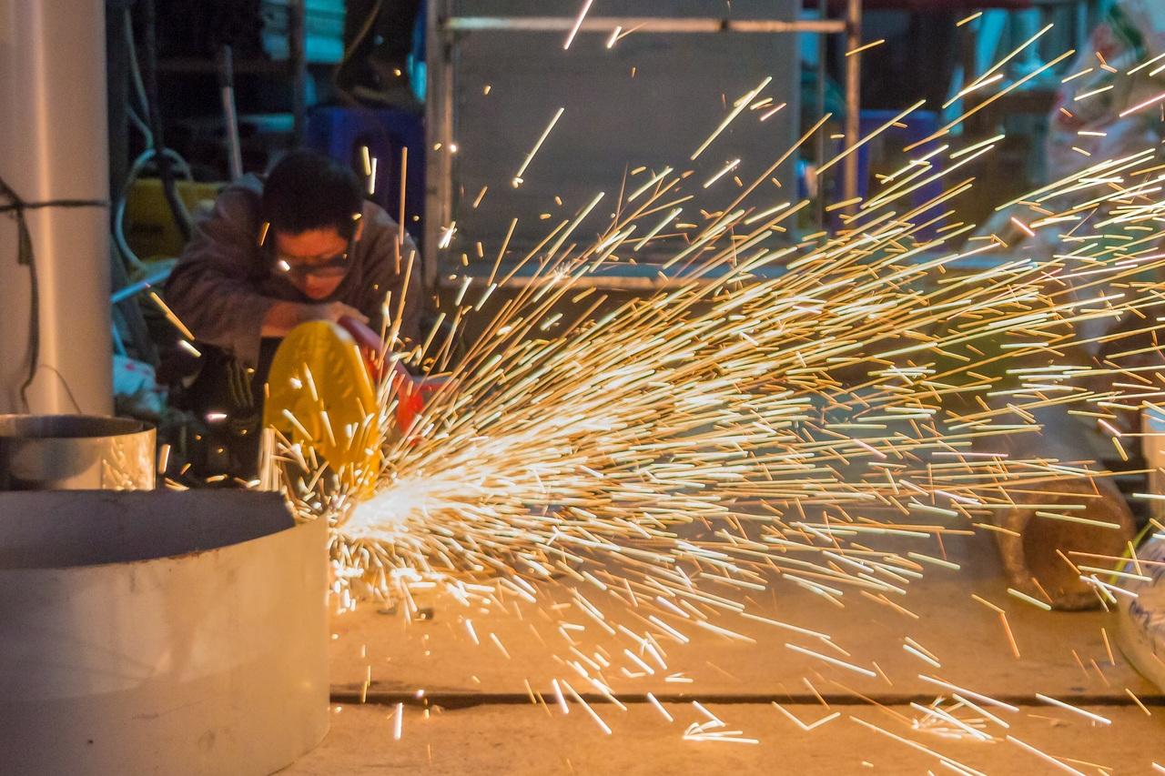 L'acier reste un produit important et emblématique du commerce mondial.