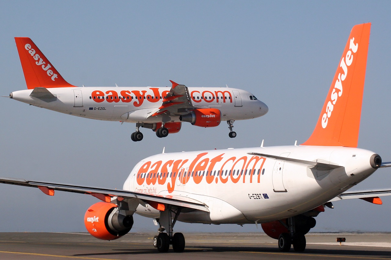 EasyJet informations personnelles