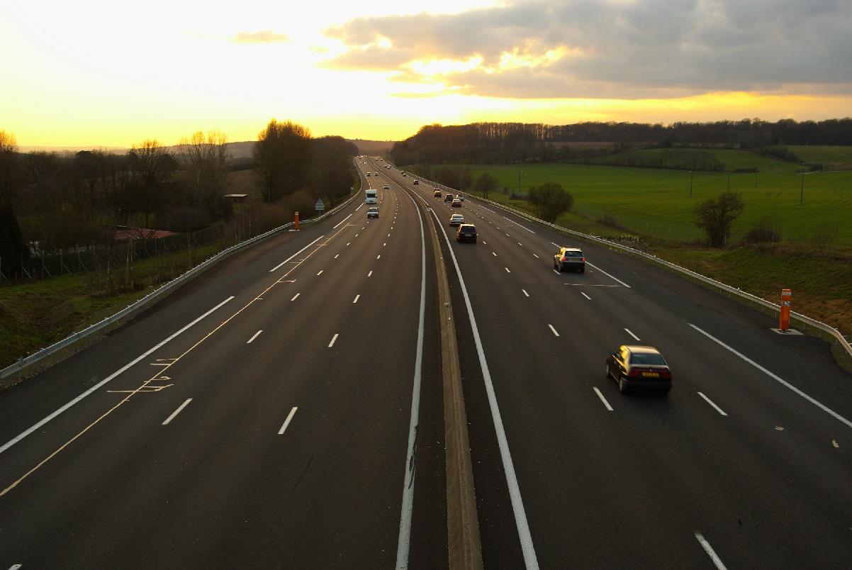 130 110 km/h autoroutes