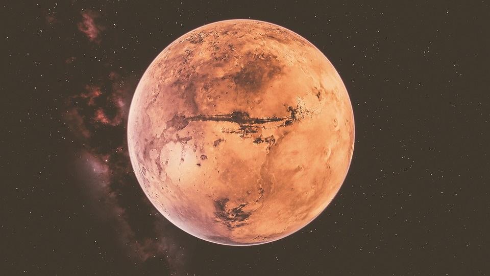 robot Perseverance Mars