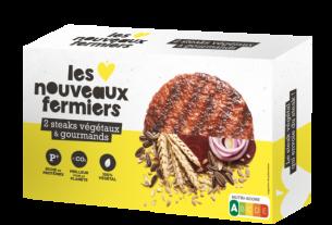 La start-up française « Les Nouveaux Fermiers » annonce l'ouverture d'une ligne de production dédiée à la fabrication de substituts végétaux de viande (Photo : Les Nouveaux Fermiers).