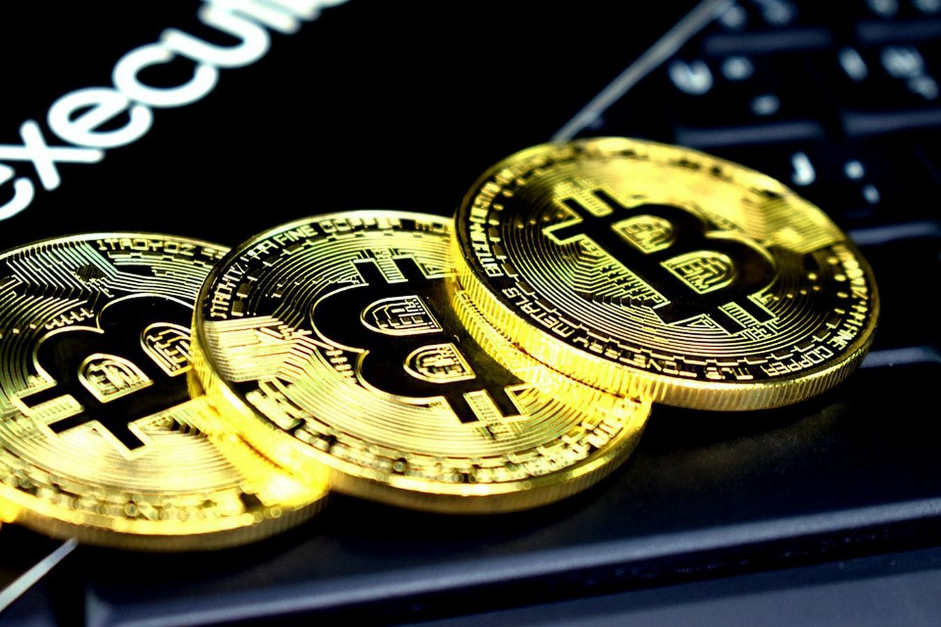 Les bitcoins sont de plus en plus populaires.