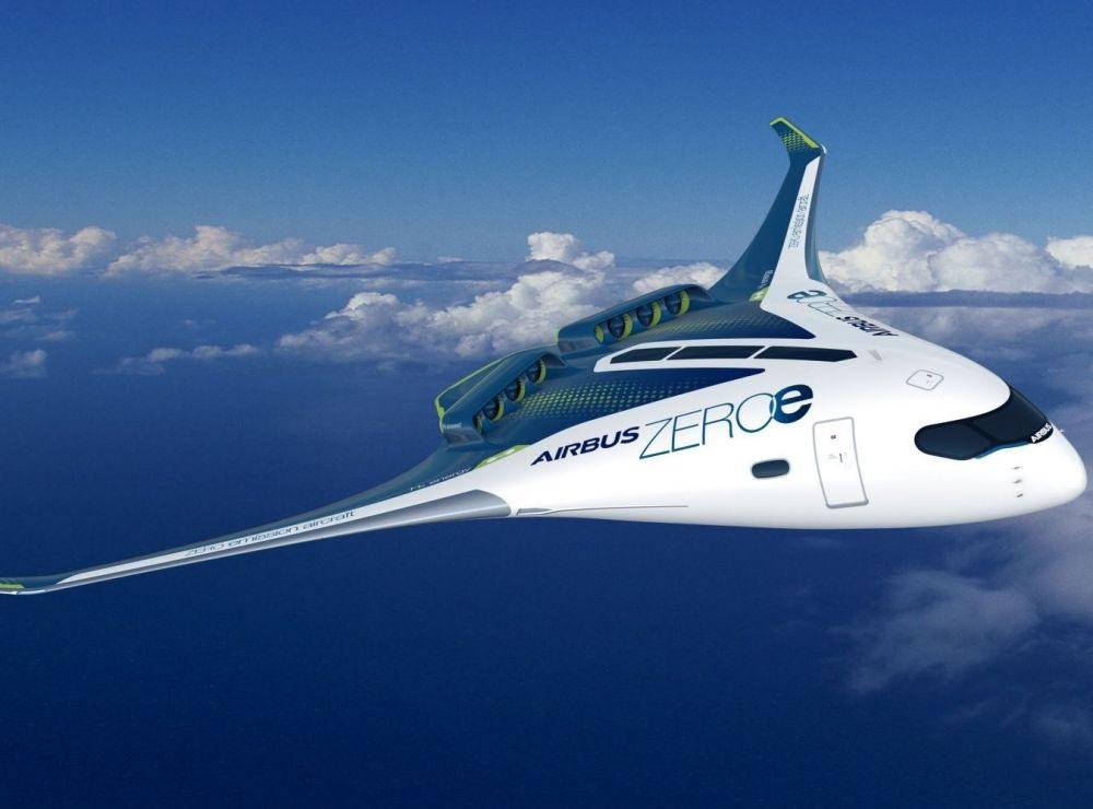 avion a hydrogene