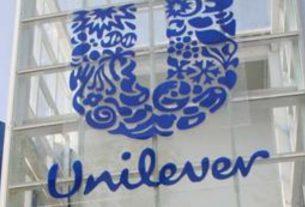Le siège d'Unilever.