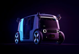 taxi autonome Amazon Zoox