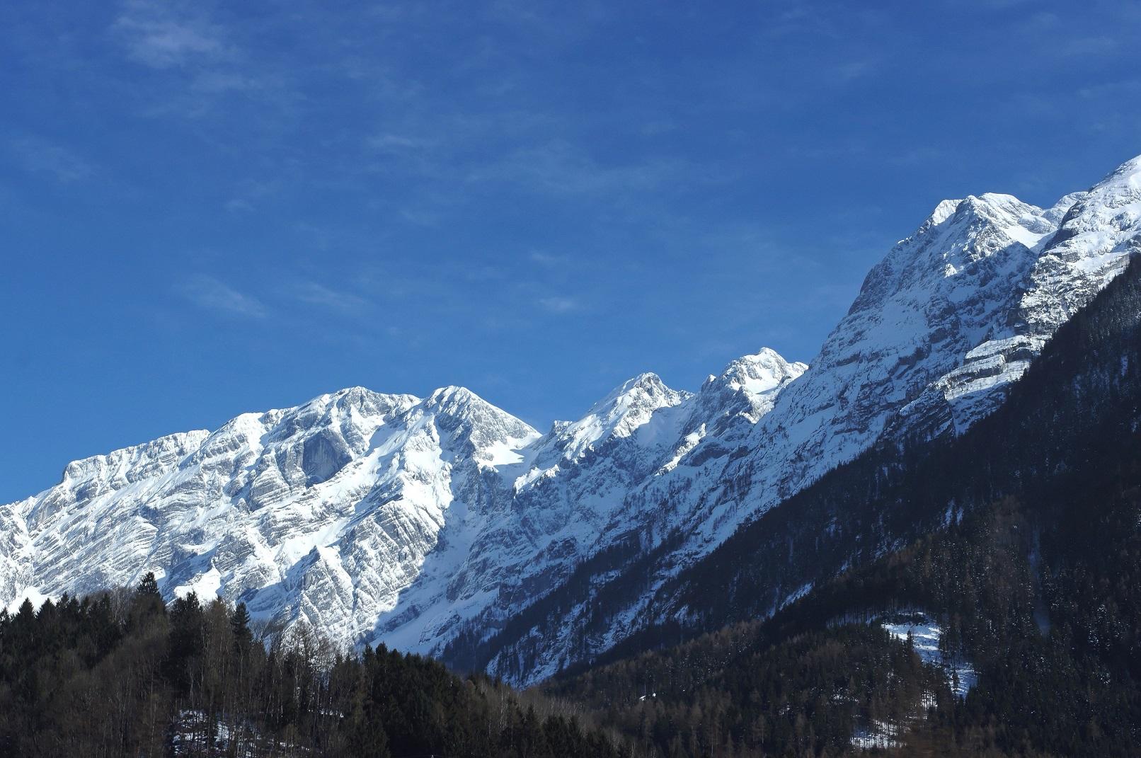 Alpes neige